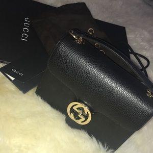 Gucci 51034 interlocking gg handbag